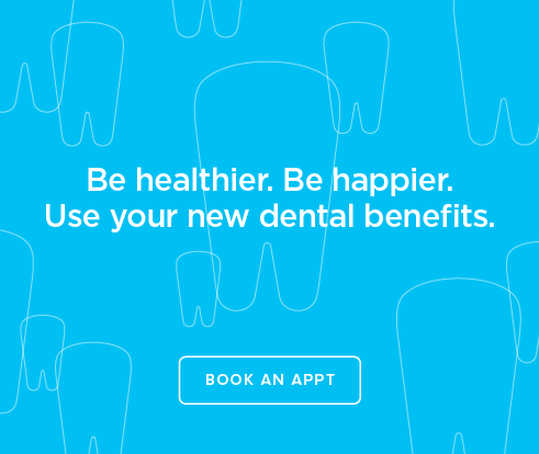 Be Heathier, Be Happier. Use your new dental benefits. - Dentists of Apache Junction