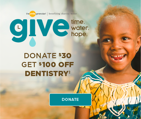 Donate $30, Get $100 Off Dentistry - Dentists of Apache Junction